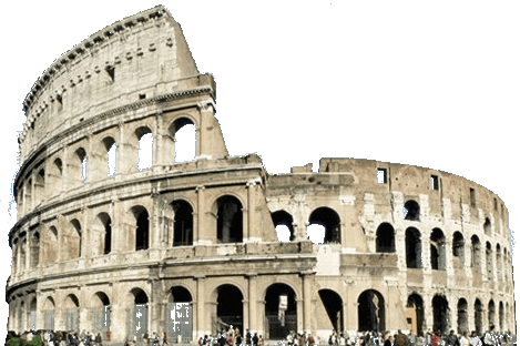 Coliseo Roma Png Transparente Stickpng