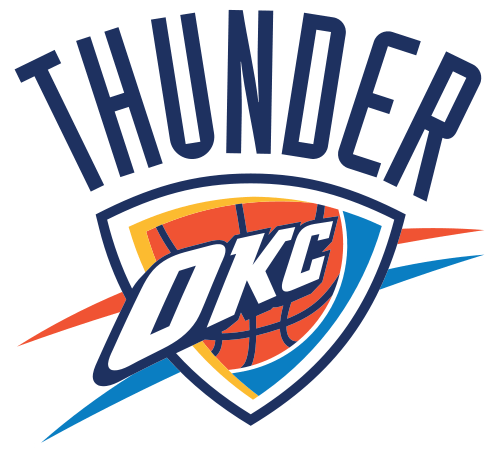 Oklahoma City Thunder transparent PNG - StickPNG