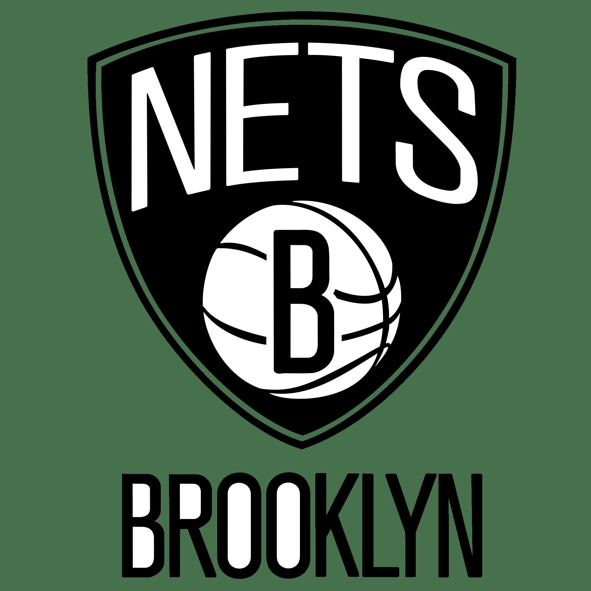 Brooklyn Nets Logo Transparent Png Stickpng
