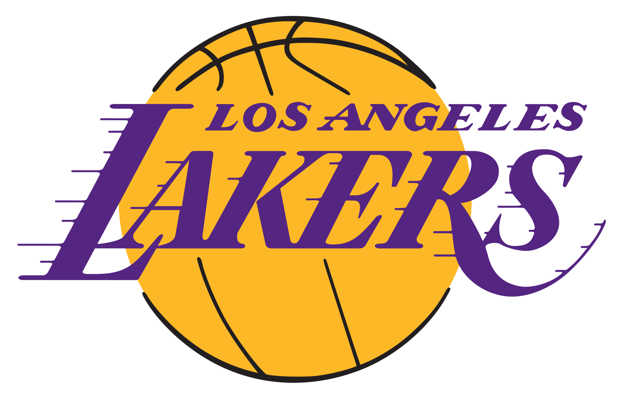 Los Angeles Lakers Logo Transparent Png Stickpng