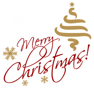 Merry Christmas Images Png.Merry Christmas Gold Red Text Transparent Png Stickpng