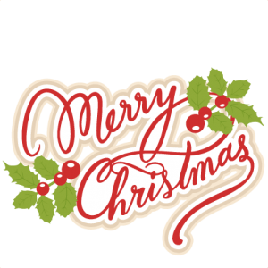 Merry Christmas Text.Merry Christmas Playful Text Transparent Png Stickpng