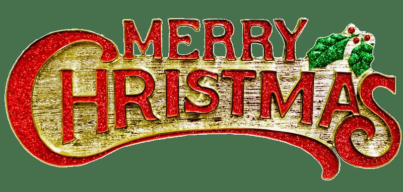 Merry Christmas Sign transparent PNG - StickPNG