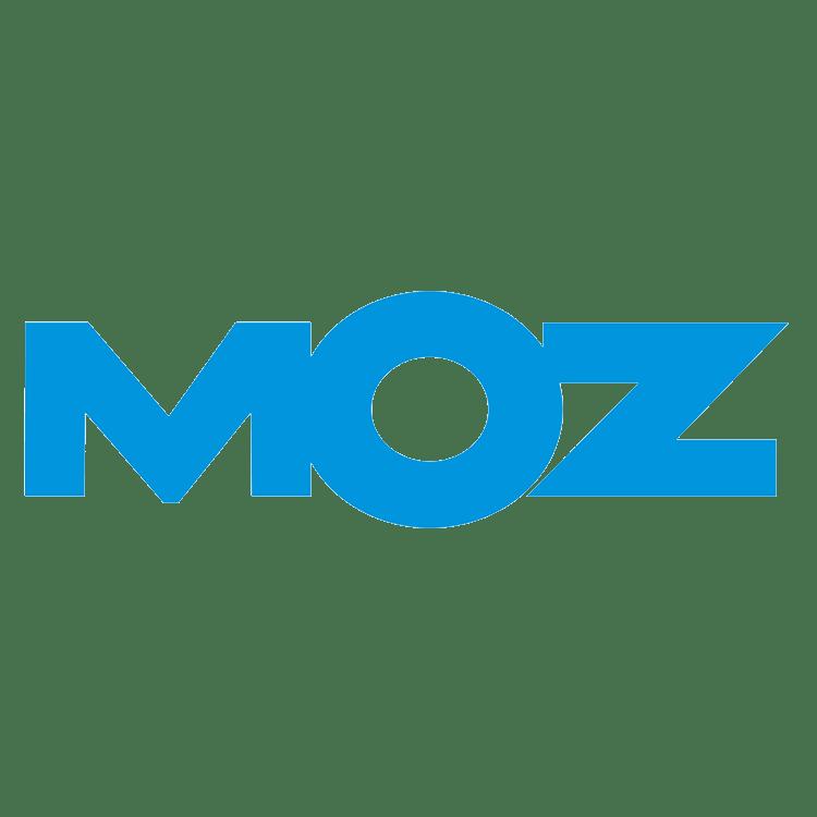 Logo Moz SEO PNG transparents - StickPNG