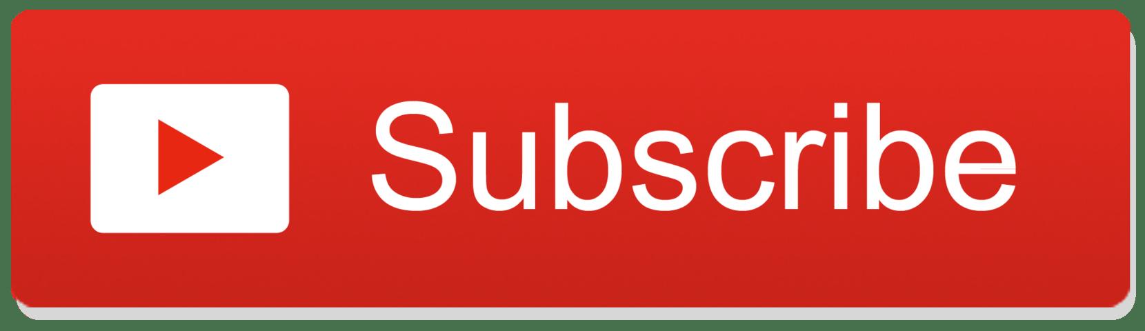 Botón Rojo Suscribirse Youtube PNG transparente - StickPNG