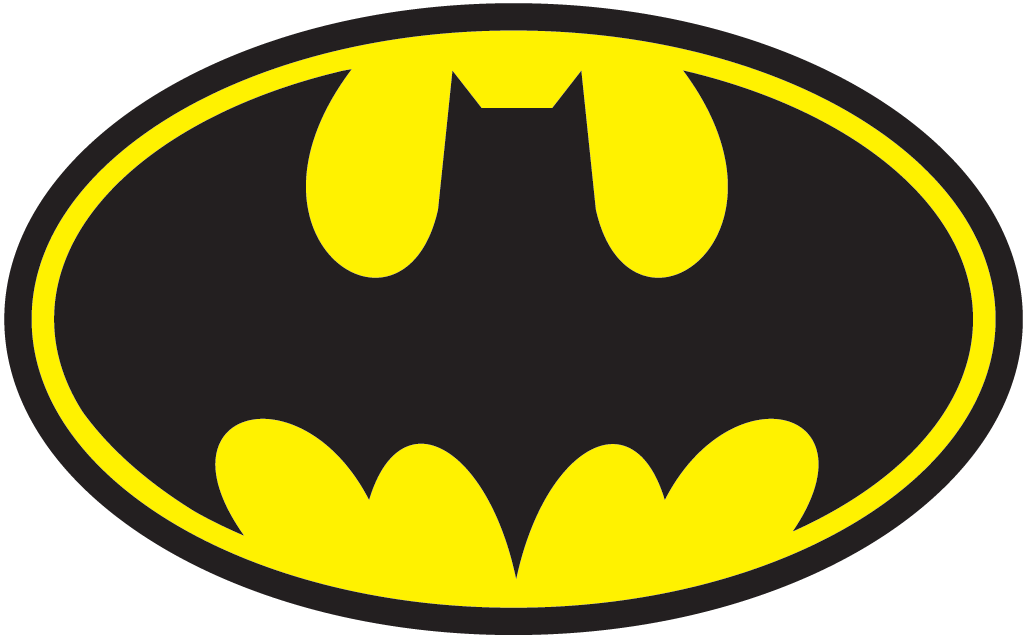 Batman Logo Transparent PNG