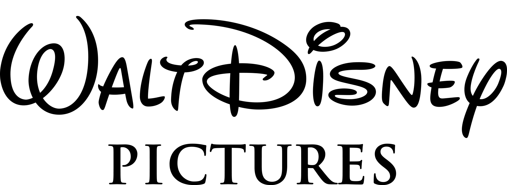 walt disney pictures logo transparent png stickpng