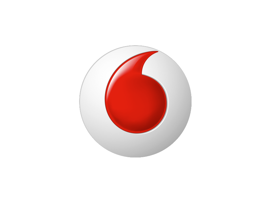 Vodafone Logo transparent PNG - StickPNG