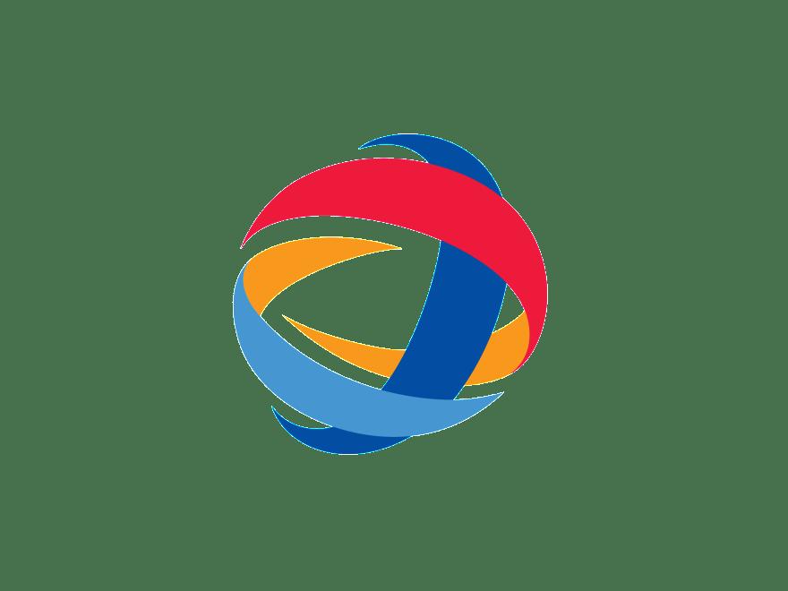 Total Logo transparent PNG - StickPNG