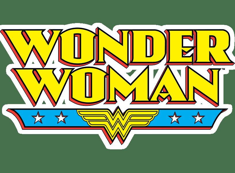 Wonder Woman Logo Transparent Png Stickpng