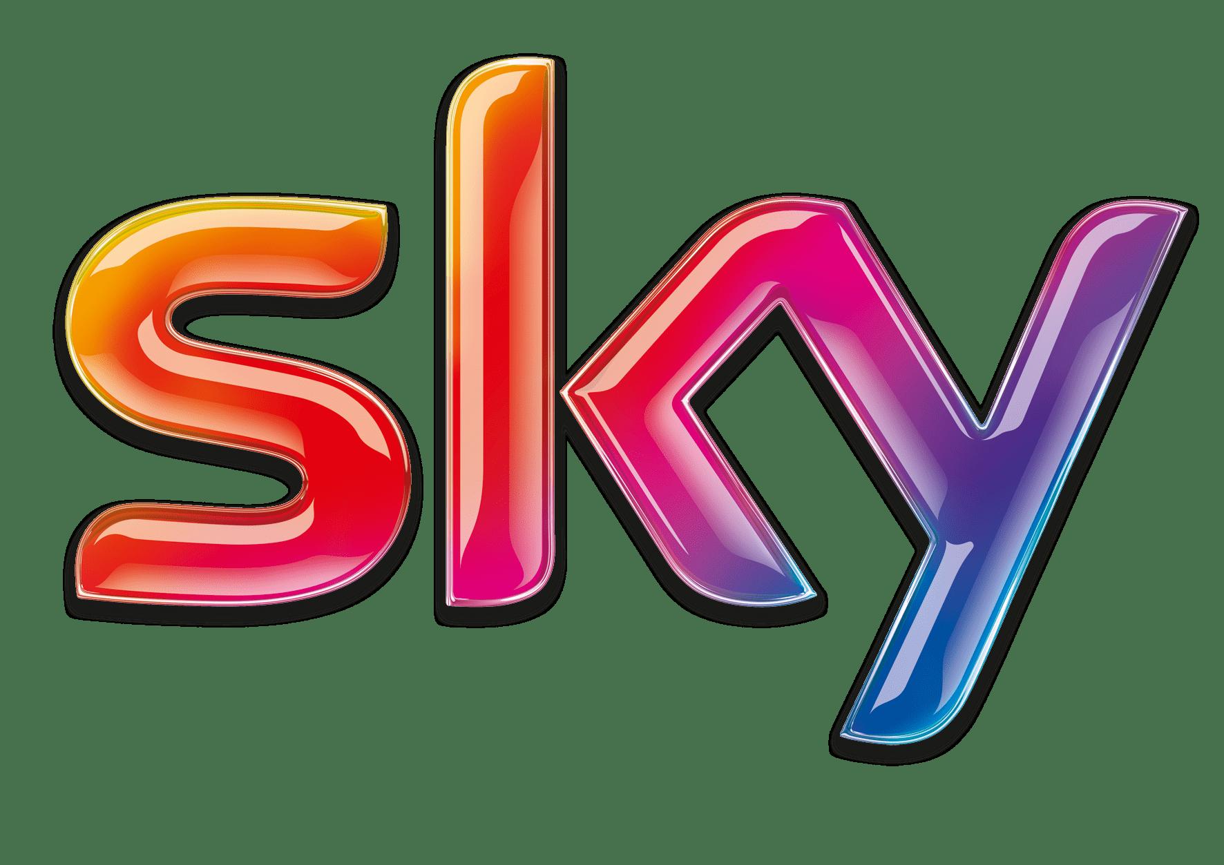 Image result for sky logo transparent