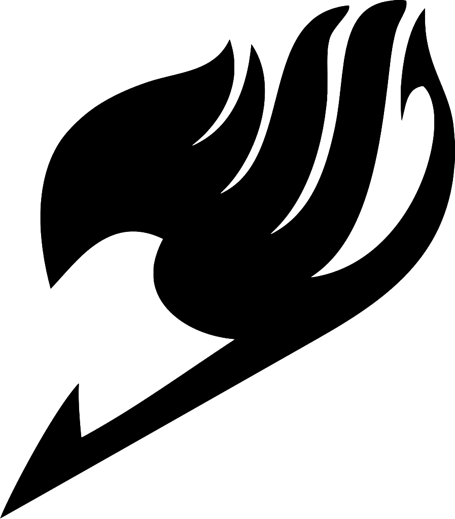 Fairy tail transparent. Logo png stickpng