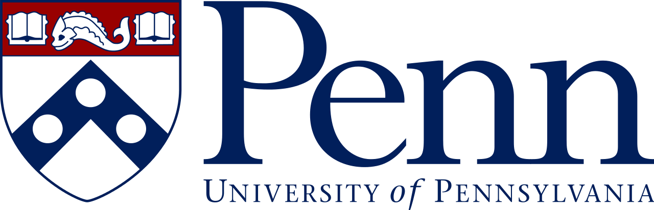 Logo University of Pennsylvania PNG transparente - StickPNG