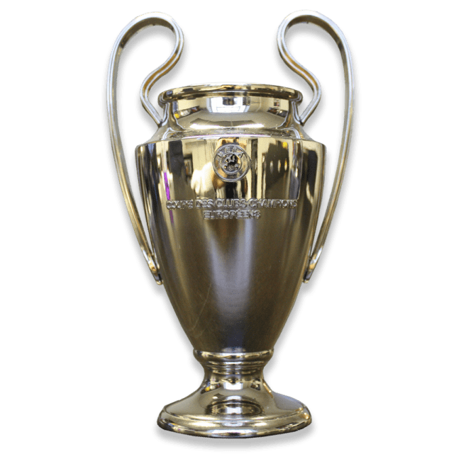 Image result for champions league trophy