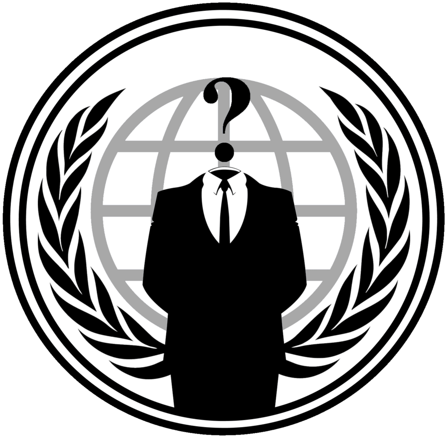 Anonymous logo transparent png stickpng - Background anonymous ...