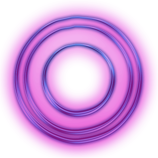 Neon Circles Sign transparent PNG - StickPNG