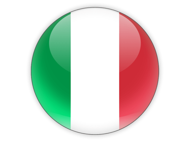 Image result for italian flag icon