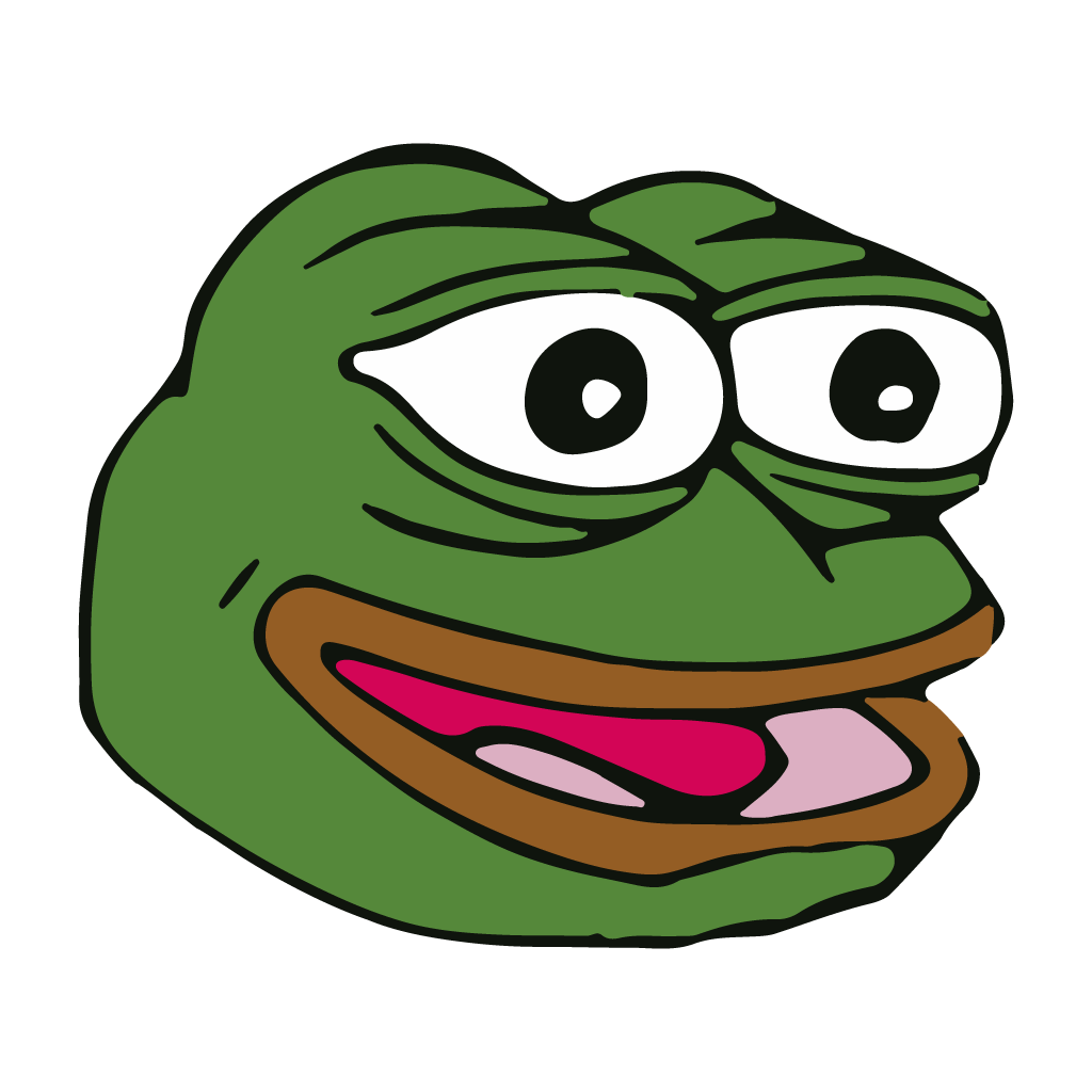 Sad Pepe Feelsbadman Transparent Png Stickpng