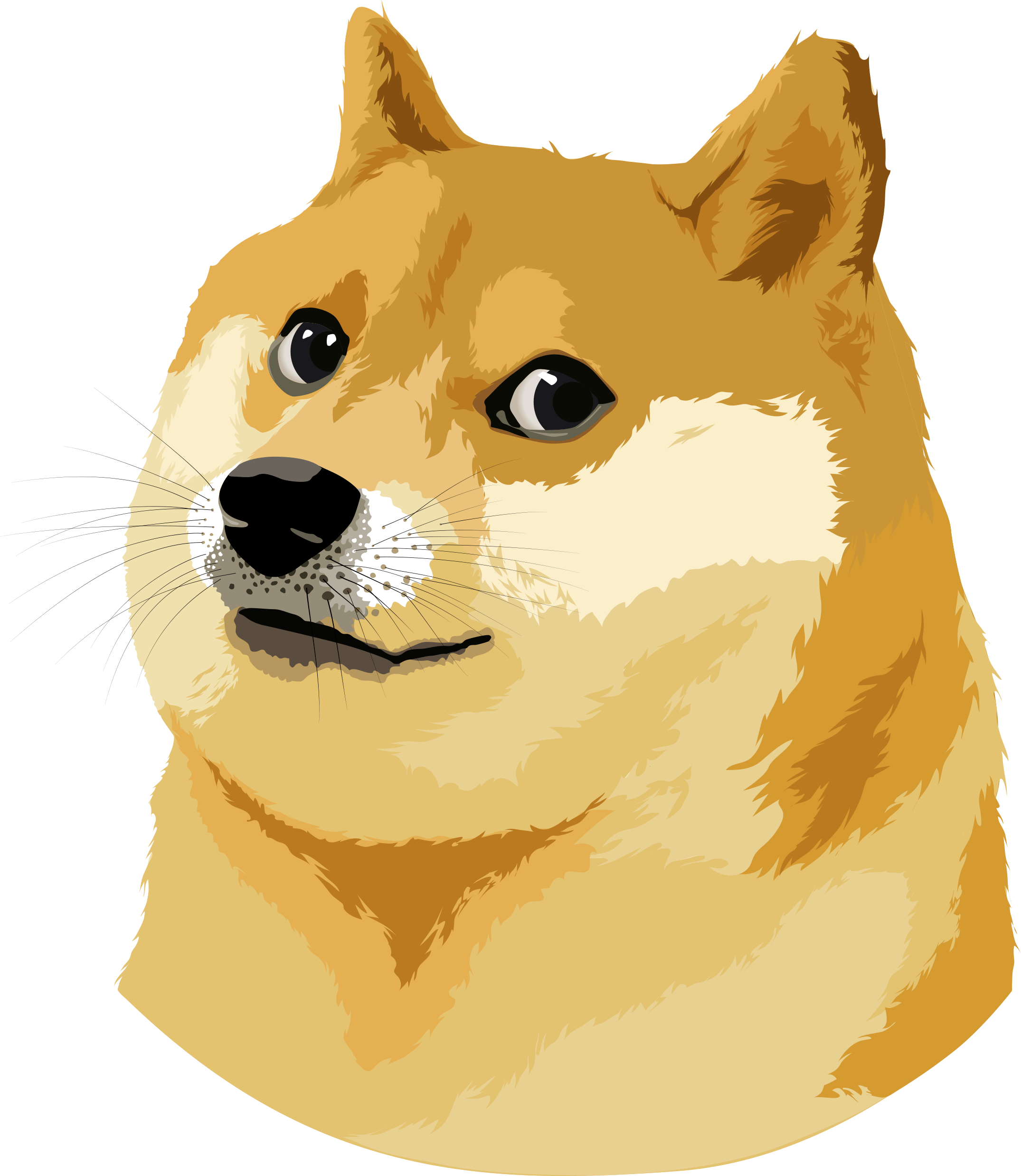 doge transparent png