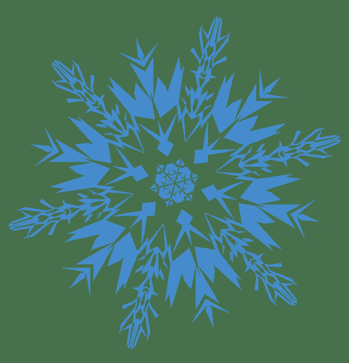 Navy blue snowflake 2 icon - Free navy blue snowflake icons   Blue Snowflakes Png
