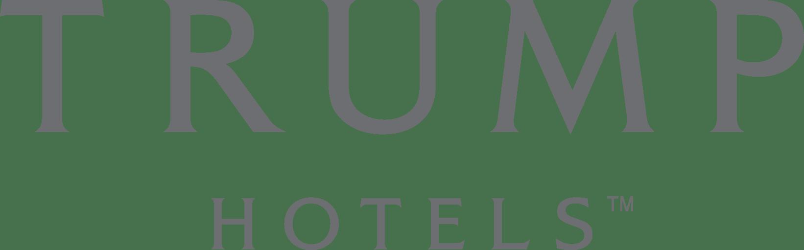 Trump Hotels Logo Transparent Png Stickpng
