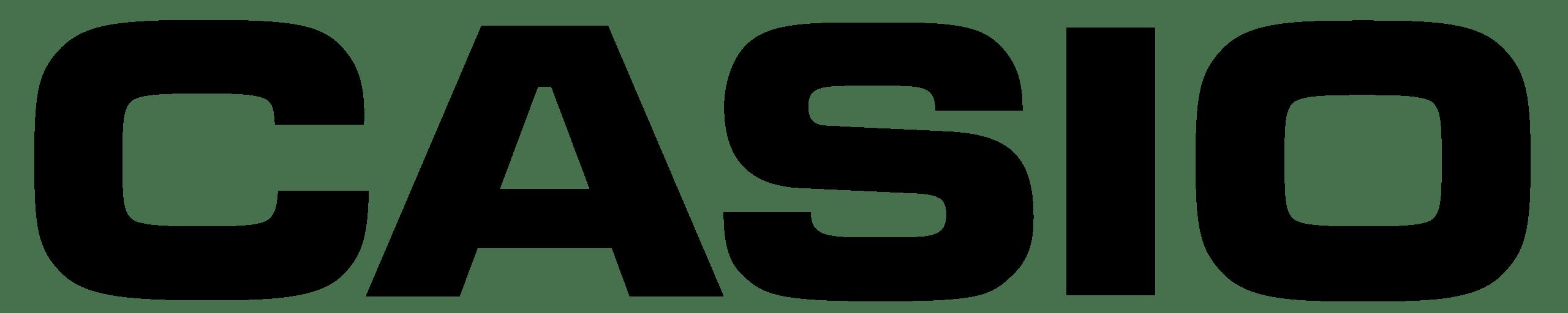Logo Casio PNG transparents - StickPNG