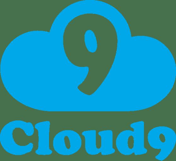 cloud 9 logo transparent png stickpng
