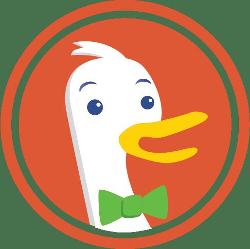Logo Duckduckgo PNG transparente - StickPNG