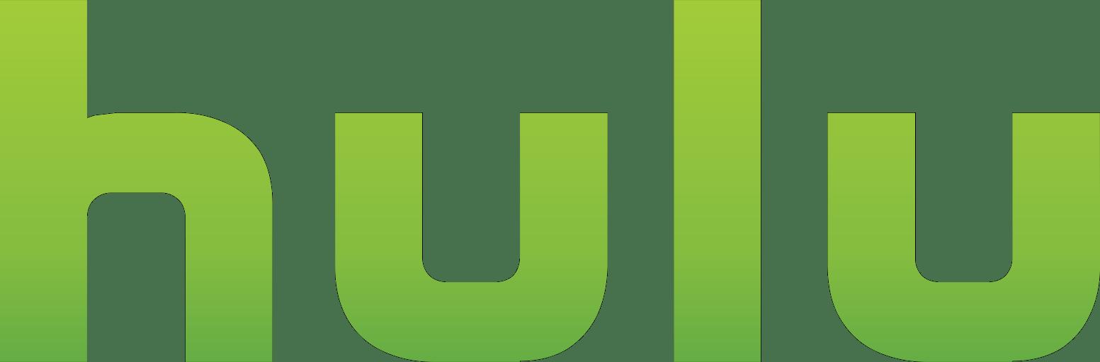 hulu logo transparent png stickpng