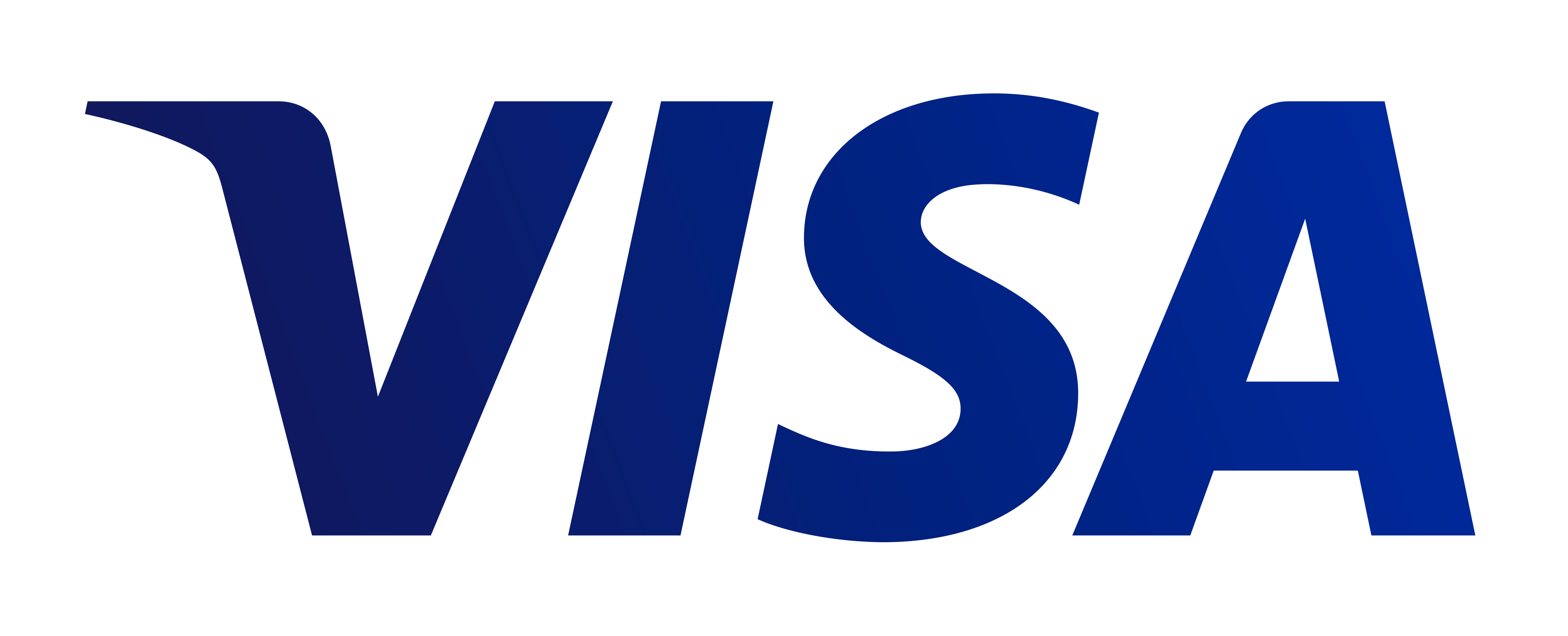 Visa Logo transparent PNG - StickPNG