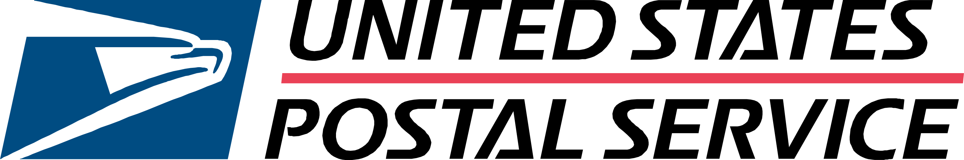 United States Postal Services Usps Logo Transparent Png Stickpng