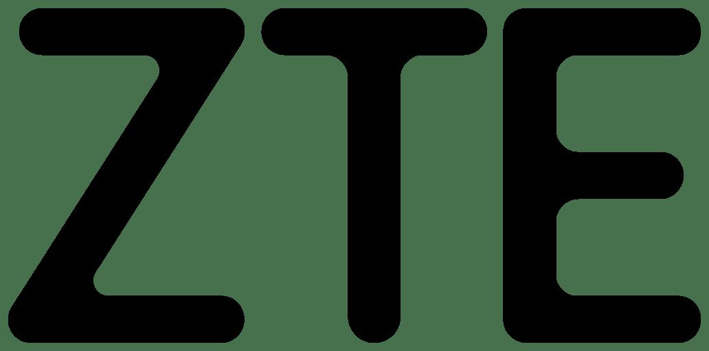 Zte Logo Png ZTE Logo transp...