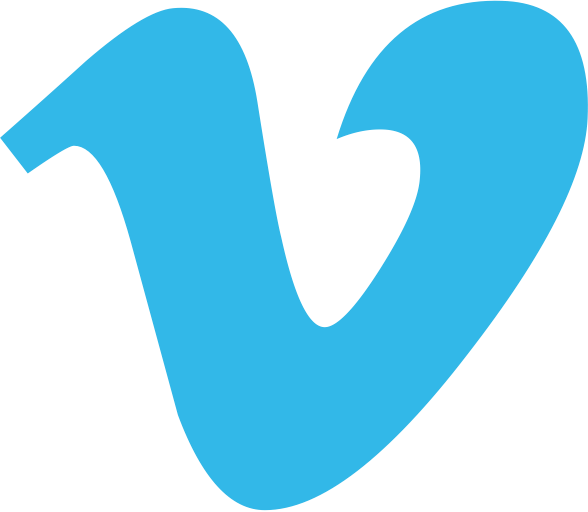 Vimeo v logo transparent png stickpng download stopboris Image collections