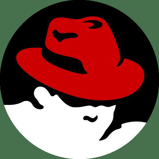 redhat logo transparent png stickpng