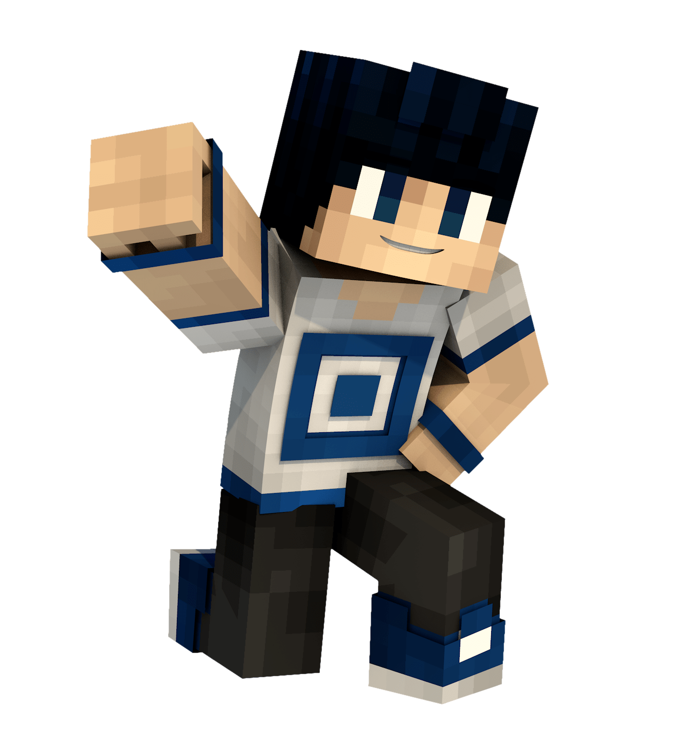 Minecraft Soldier Transparent Png Stickpng
