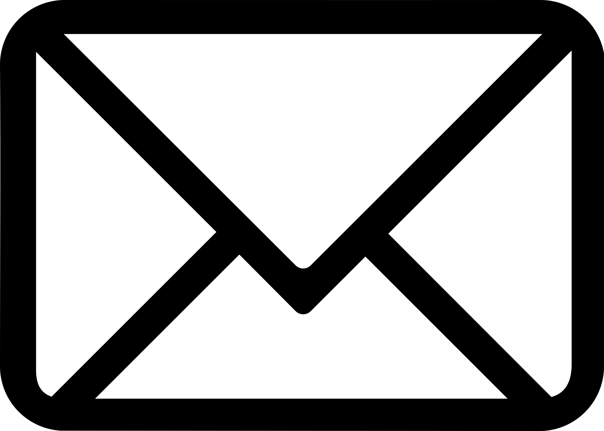 Email Icon Large Envelope transparent PNG - StickPNG