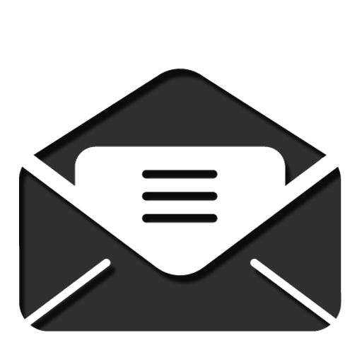 Email Icon Open Envelope transparent PNG - StickPNG
