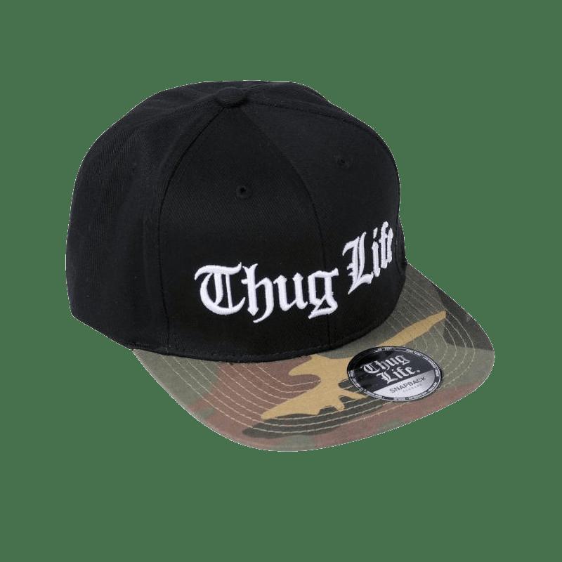 Thug Life Cap Camo transparent PNG - StickPNG fb9c73061e3