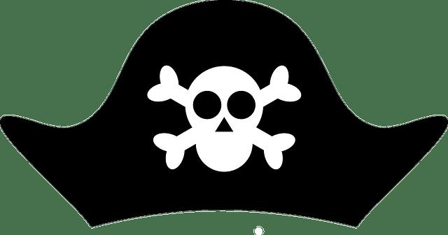 Chapeau De Pirate Clipart Png Transparents Stickpng