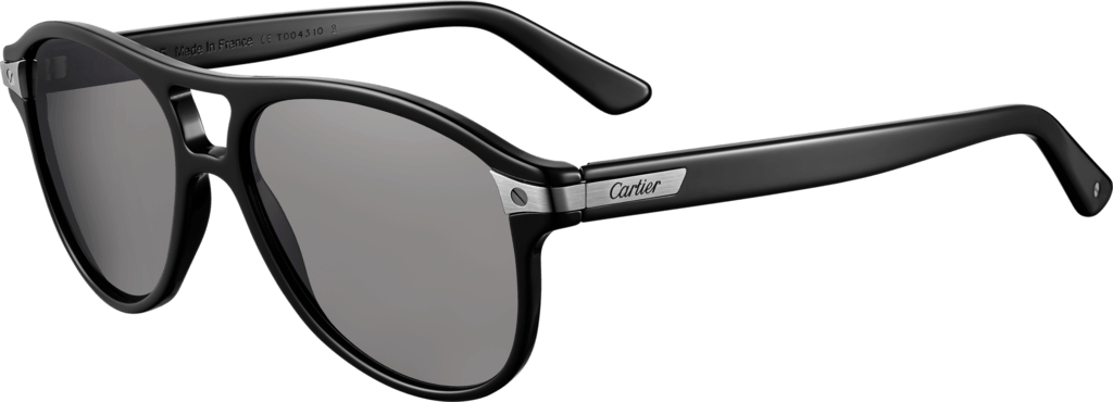 703f78e75d6 Cartier Sunglasses Sideview transparent PNG - StickPNG