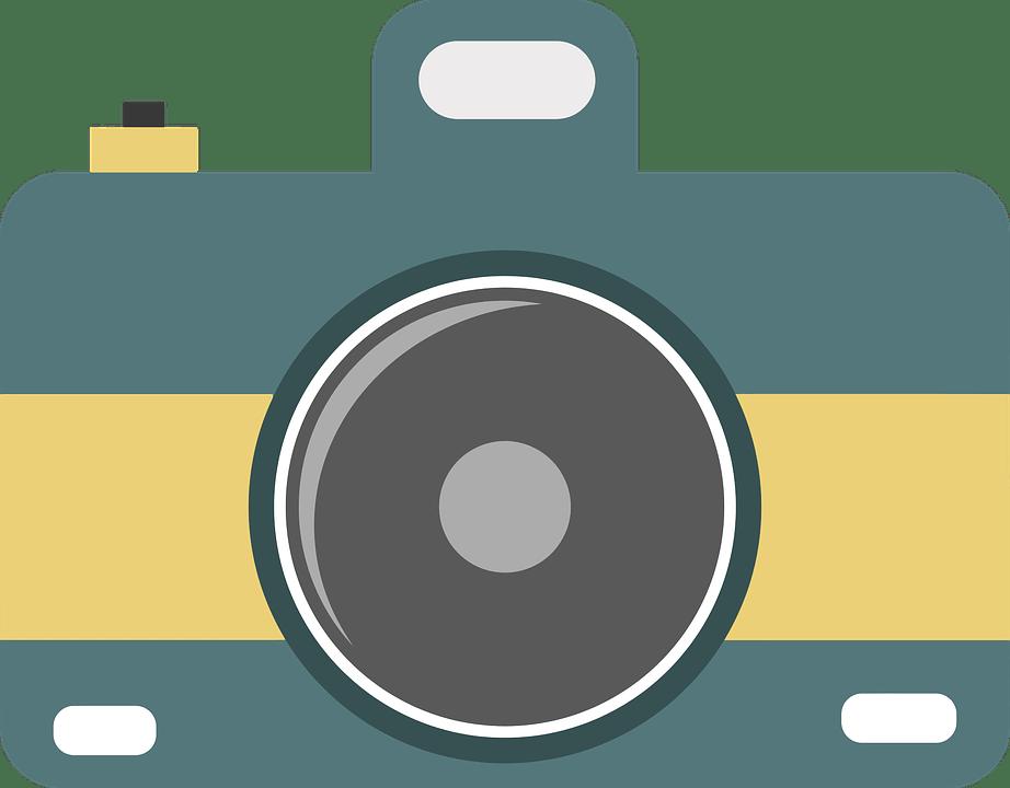 Camera Icon Retro transparent PNG - StickPNG