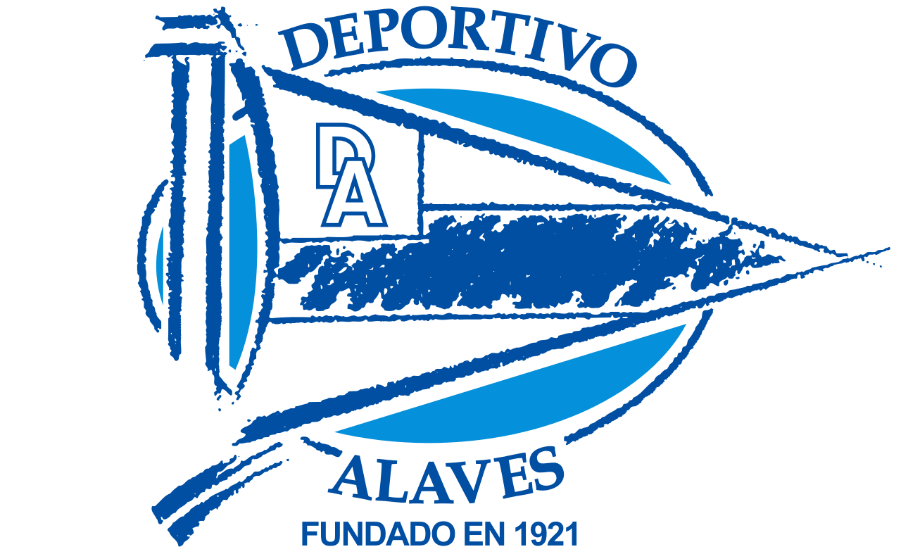 Logo Deportivo Alaves PNG transparente - StickPNG