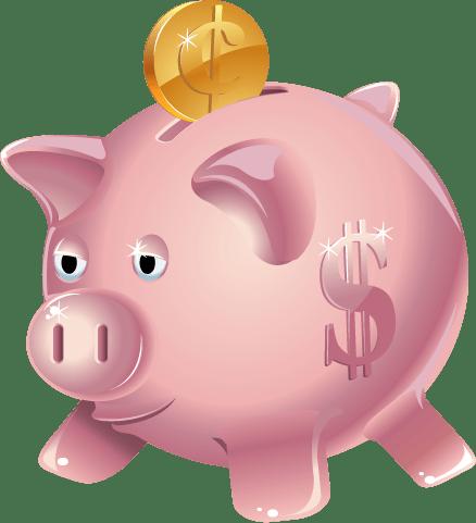 piggy bank clipart transparent png stickpng rh stickpng com piggy bank clip art free piggy bank outline clip art