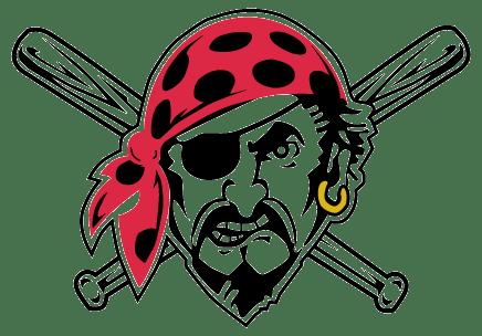 pittsburgh pirates logo pirate transparent png stickpng