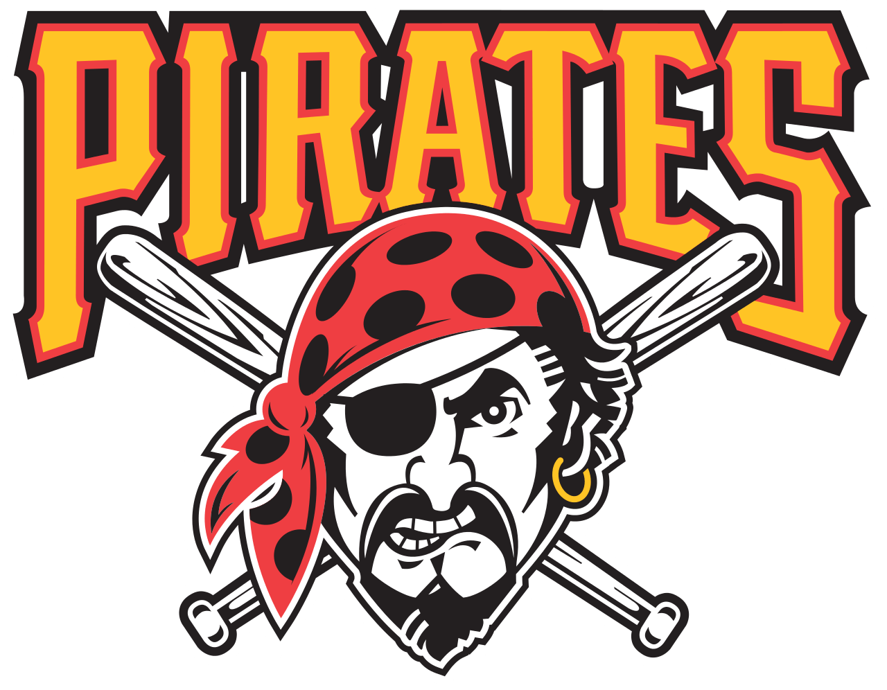 Image result for pittsburgh pirates logo png