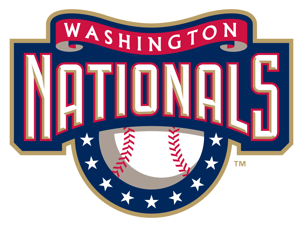 Washington Nationals Logo Sign Transparent Png Stickpng