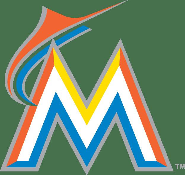 Miami Marlins M Logo Transparent PNG