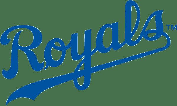 kansas city royals text logo transparent png - stickpng