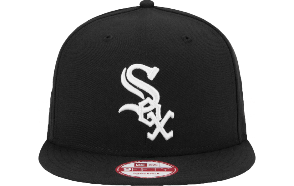 Chicago White Sox Cap Black transparent PNG - StickPNG 8da15838f91