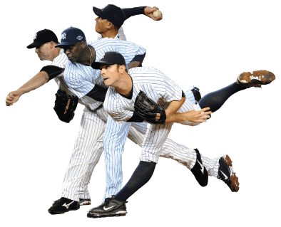 0e5113992 New York Yankees Players transparent PNG - StickPNG